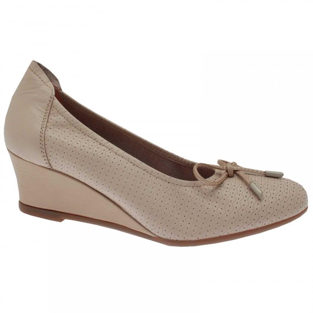 Low Wedge Shoe By Sabrinas Of Spain