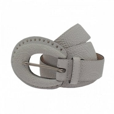 Opika Women's Narrow Embossed Belt