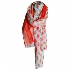Betty Barclay Women's Printed Long Scarf