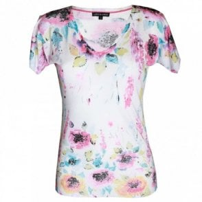 Women's Short Sleeve V-neck T-shirt