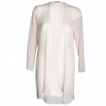 Women's Silk Long Sleeve Cover Up