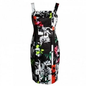 Women's Sleeveless Cotton Sun Dress