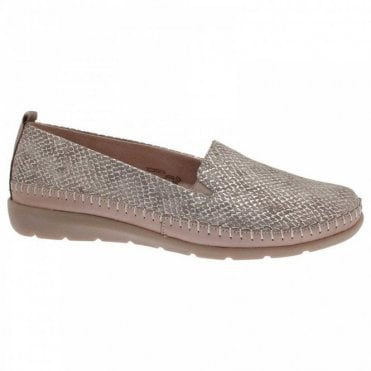 Women's Slip On Moccasin