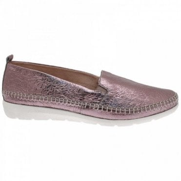 Remonte Women's Slip On Moccasin