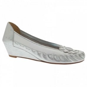Women's Slip On Wedge Pump