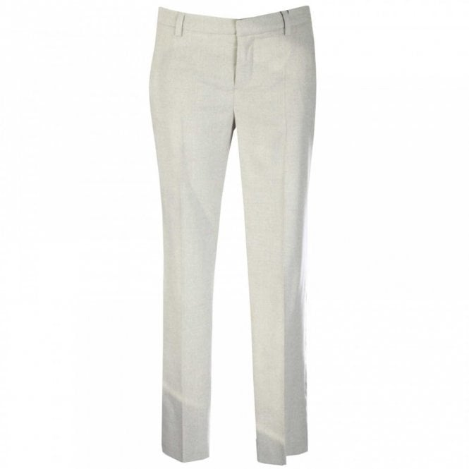 Oui Women's Smart Cut Trousers