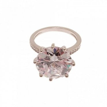 Women's Solitaire Dress Ring