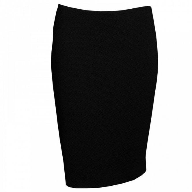 Paola Collection Women's Straight Cut Pattern Skirt