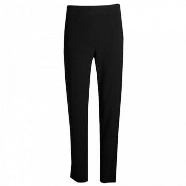 Women's Straight Leg Jersey Trousers