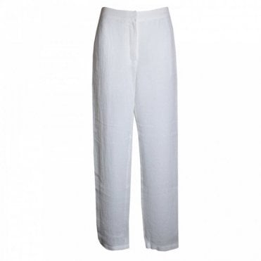 Women's Straight Leg Tailored Trousers