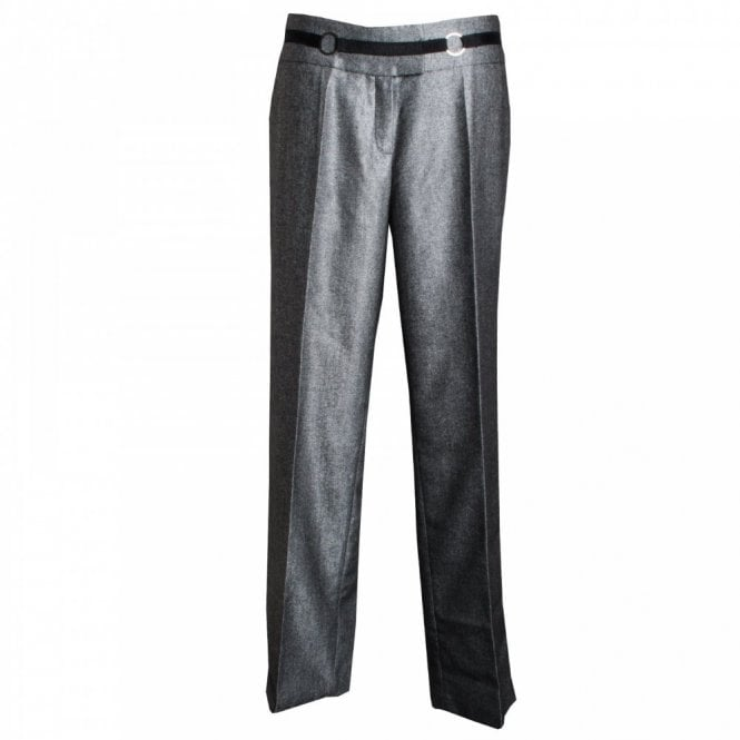Tuzzi Women's Straight Leg Tailored Trousers