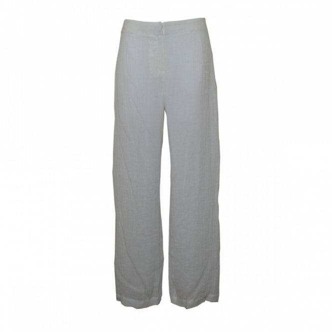 Crea Concept Women's Straight Leg Woven Trousers