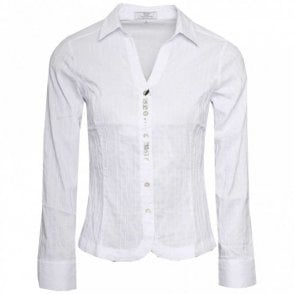 Women's Stretch Cotton Shirt