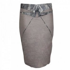 Women's Tailored Pencil Skirt