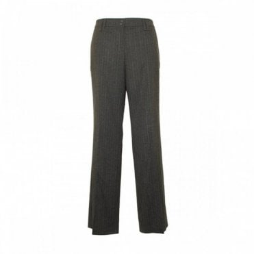 Women's Tailored Pin Stripe Trousers