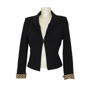 Women's Tailored Two Pocket Blazer