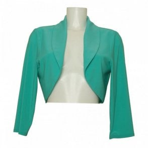 Women's Three Quarter Sleeve Bolero