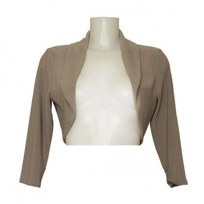 Frank Lyman Women's Three Quarter Sleeve Bolero
