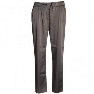 Women's Trousers With Elasticated Waist