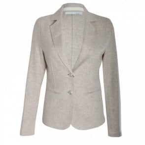 Women's Unlined Wool Blazer Style Jacket