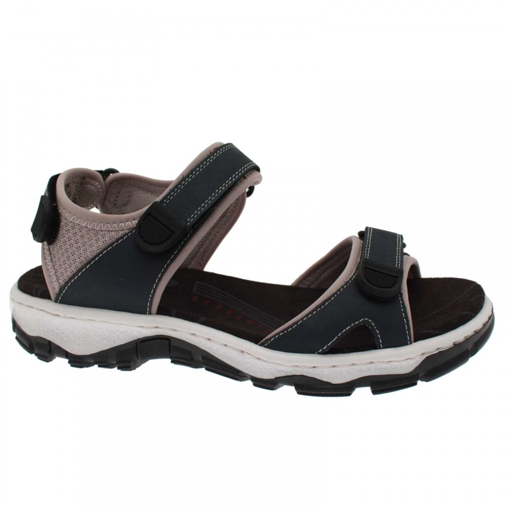 Lastest Tamaris Active Ladiesu0026#39; Black Velcro Strap Shoes - Women From Charles Clinkard UK