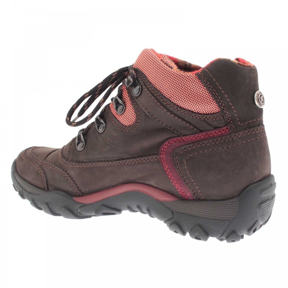 2d5d3f5e607 Waldläufer Women s Waterproof Lace Up Walking Boot