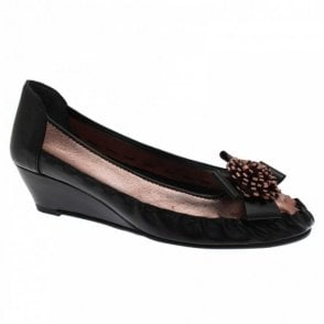 Women's Wedge Ballet Pump