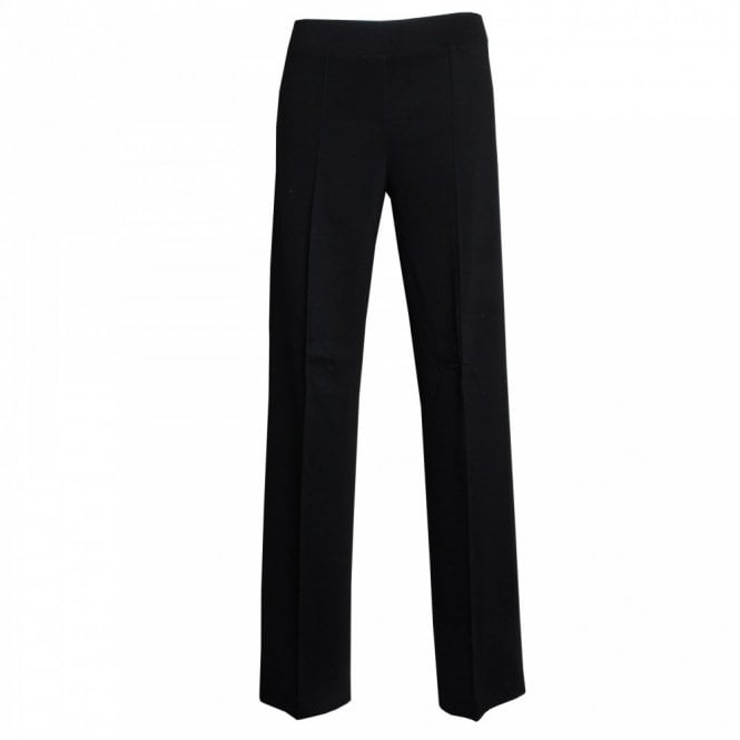 Isabel De Pedro Women's Wide Leg Jersey Trousers