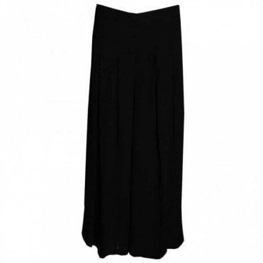 Women's Wide Leg Long Trousers