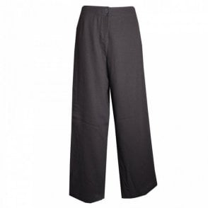 Women's Wide Leg Woven Trousers