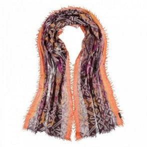 Women's Wool Long Scarf