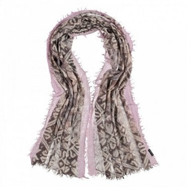 Fraas Women's Wool Long Scarf