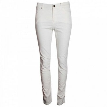 Oui Women's Zip And Button Fasten Jeggings