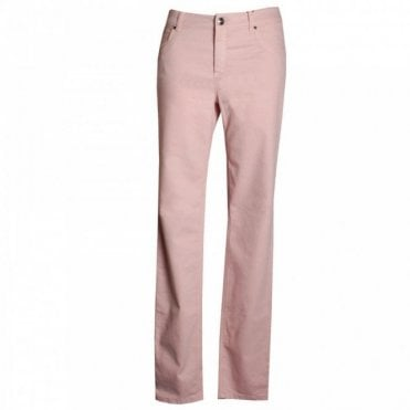 Women's Zip And Button Fasten Jeggings