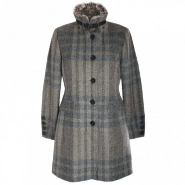 Wool Coat With Thermal Lining